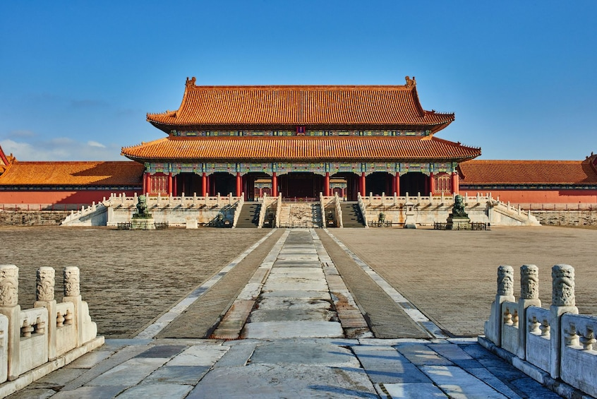 Show item 8 of 8. Palace Museum in Beijing