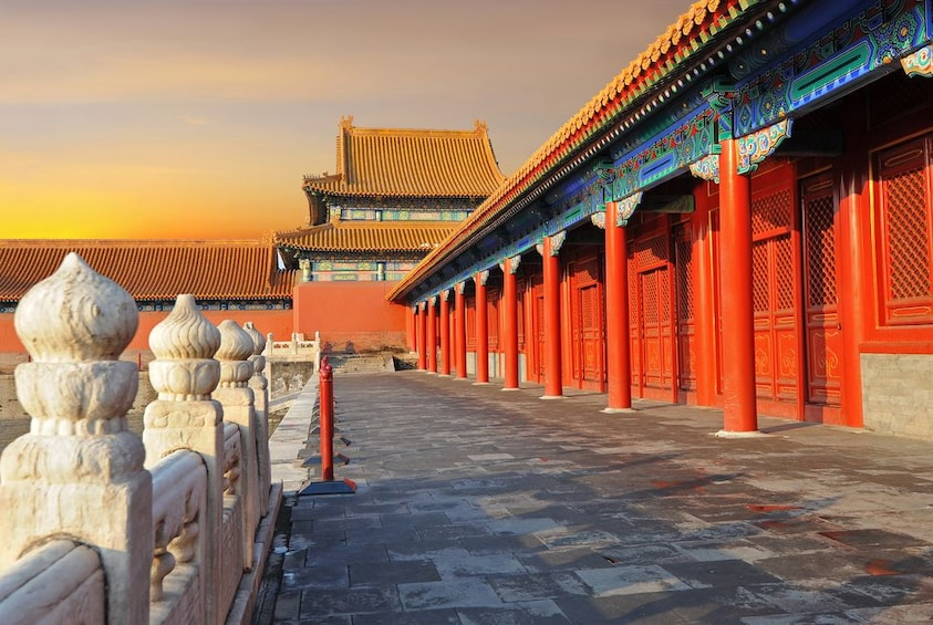 Show item 1 of 8. Palace Museum in Beijing