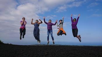 2 Day Tokyo Volcanic Island Tour