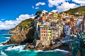Cinque Terre: the scent of the sea