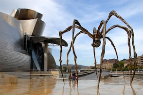 Private guided visit to Guggenheim Bilbao Museum