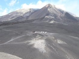 Etna Top Easy from Catania