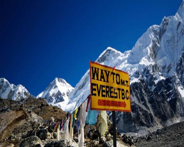 Show item 1 of 6. 14-Day Everest Base Camp Multiday Trek