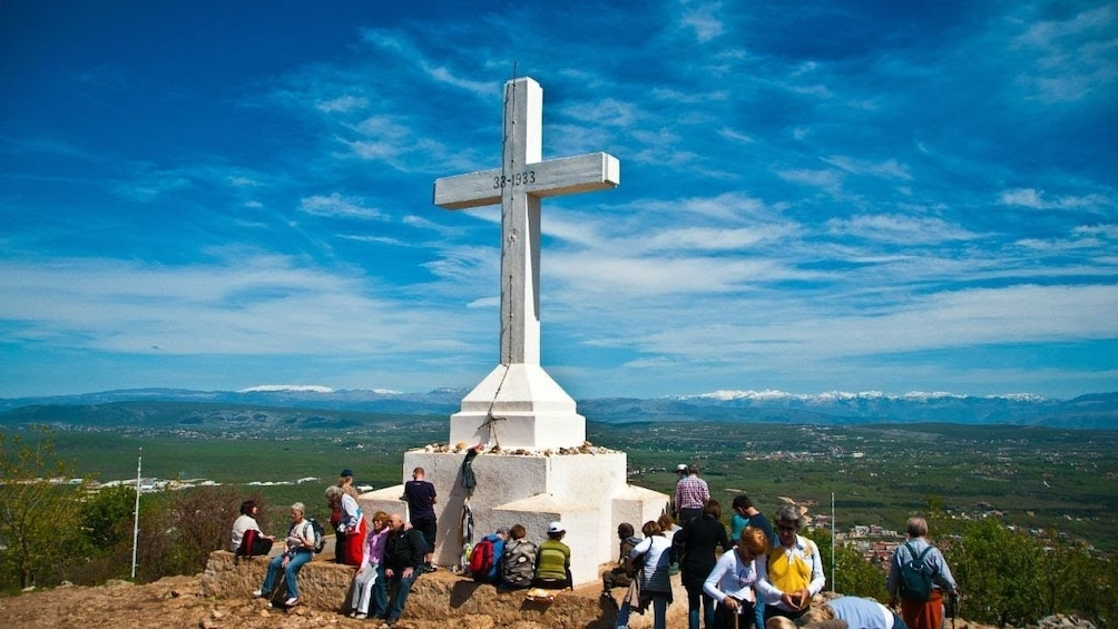 Show item 2 of 5. Private Tour: Full-Day Trip to Medjugorje
