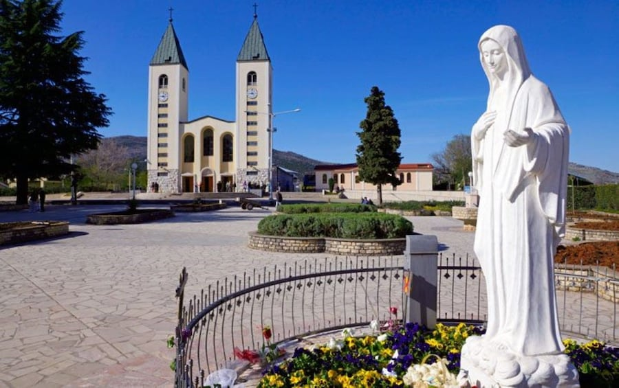 Show item 1 of 5. Private Tour: Full-Day Trip to Medjugorje