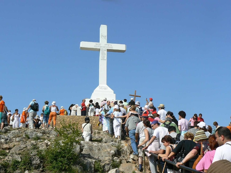 Show item 5 of 5. Private Tour: Full-Day Trip to Medjugorje