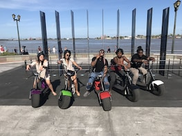 Electric Cycle Rental
