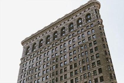Flatiron Building in New York City, New York