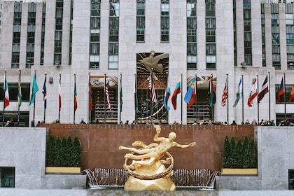 Rockefeller Center in New York City, New York