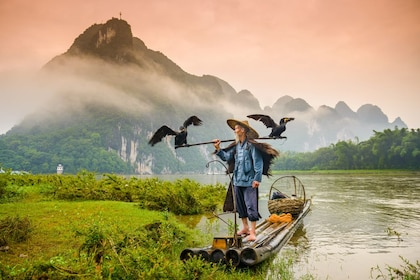 Li River Cruise Group Tour from Guilin