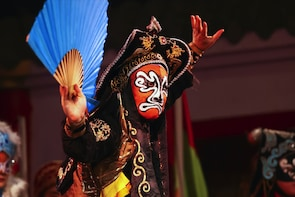 Sichuan Opera Show Tickets at Shufeng Yayun Teahouse
