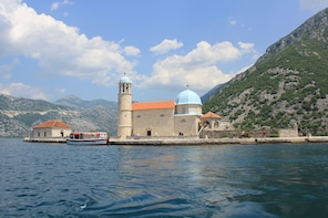Ancient Montenegro from Dubrovnik