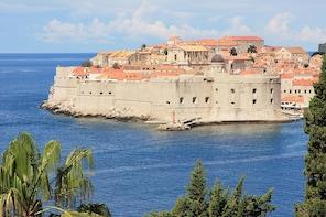 Dubrovnik from Makarska