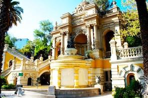 Santiago City Tour & Santa Lucía Hill