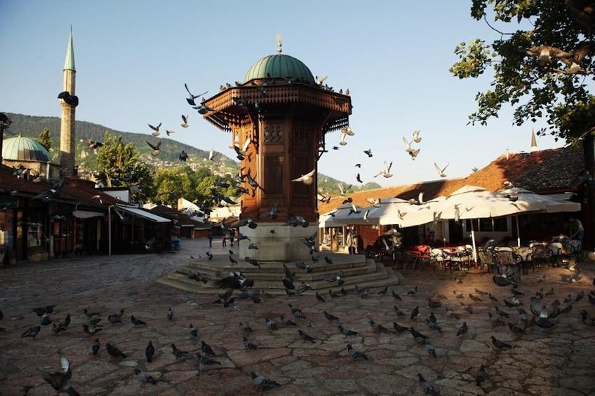 Show item 5 of 10. Private 3 day tour-Sarajevo, Mostar & Jajce - Best of Bosnia