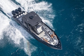 OBSIDIAN - A Private Day Charter Boat in Virgin Islands
