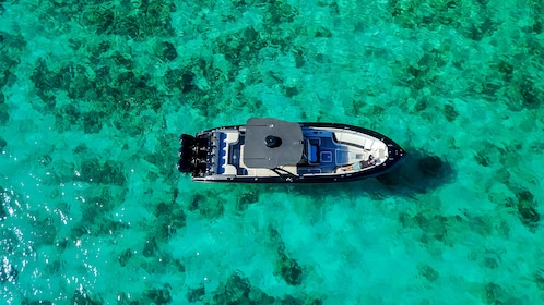 Private Day Charter Boat in Virgin Islands