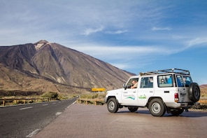 Full-Day Teide and Masca Jeep Safari