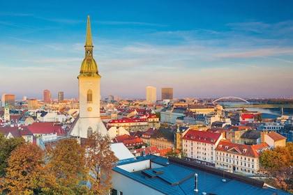 Michael's Gate in Bratislava, Slovakia