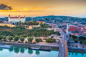 Full Day Bratislava Day Trip from Vienna with Hotel Pick up