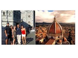 Combi Tours: Dome Climb & Florence City Walking Tour
