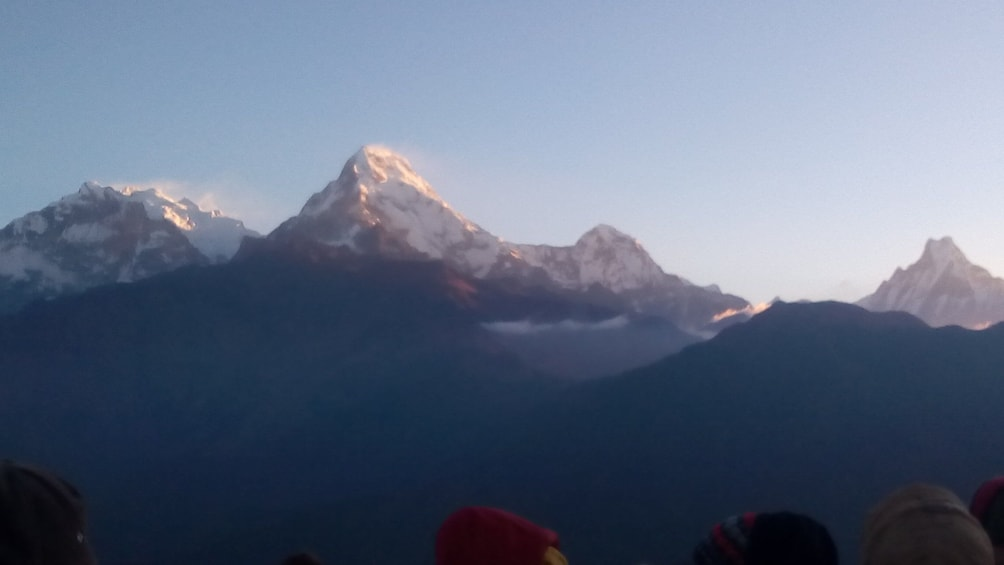 Show item 4 of 9. Annapurna base camp trek