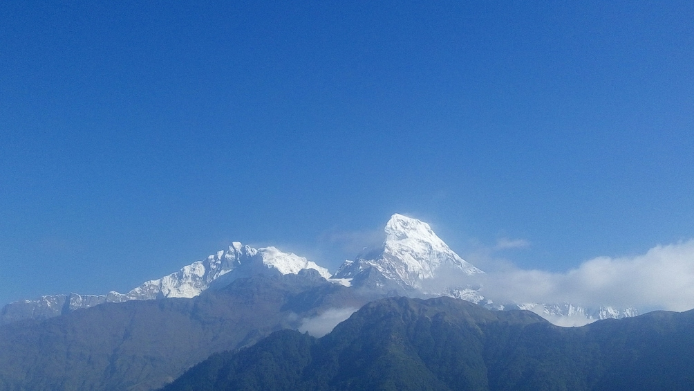 Show item 2 of 9. Annapurna base camp trek