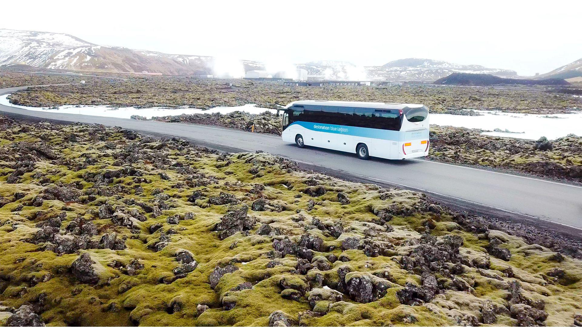 Blue Lagoon Transport from Reykjavik