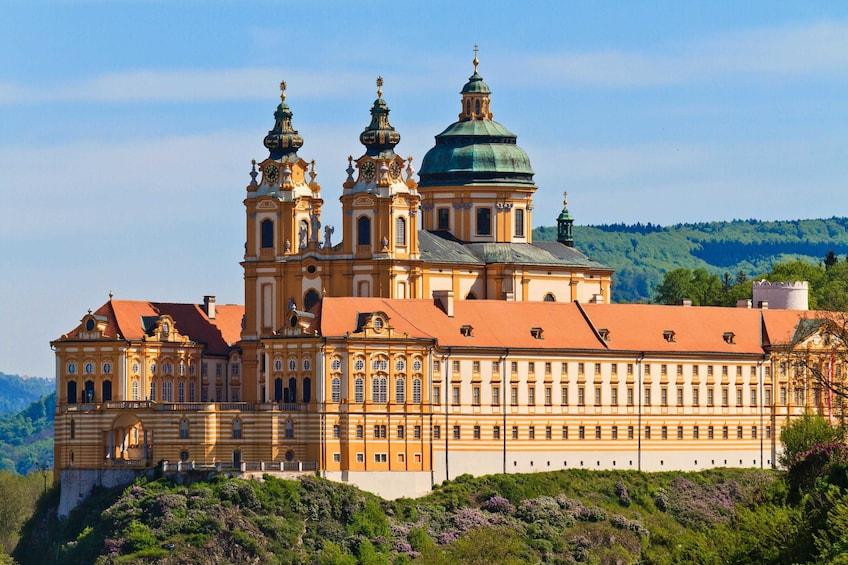Show item 3 of 3. Melk Abbey in Vienna, Austria