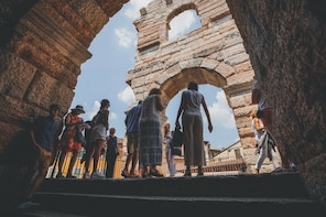 Verona Arena Tour with Fast Track