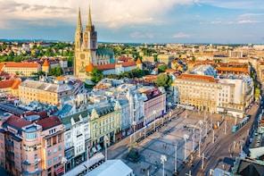 Private Full Day Trip to Croatia including capital Zagreb