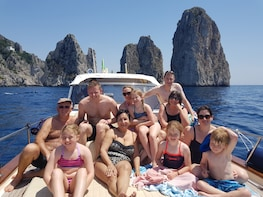 Private tour to Capri by boat from Sorrento