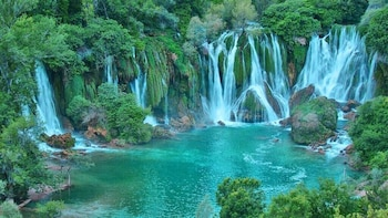 Mostar & Kravica Waterfalls Excursion from Dubrovnik