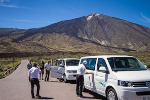 Full-Day VIP Island Tour from South Tenerife