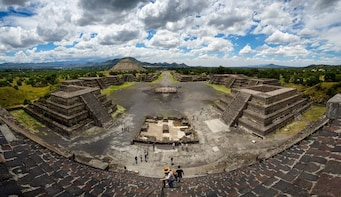 Private Full-Day Tour to Teotihuacan & Tula