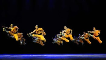 Beijing Kungfu Show Night Tour with Hotel Transfer