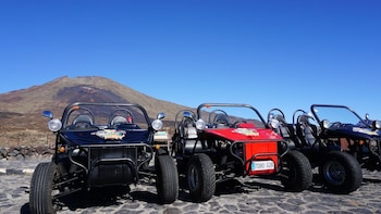 Buggy tour Teide Experience