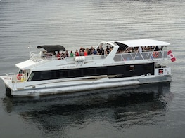 Afternoon Sightseeing Cruise with Kelowna Cruises