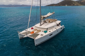 Premium Grenadines 11 days catamaran cruise, inc. food