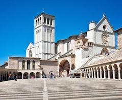 Assisi, Cortona & Passignano sul Trasimeno