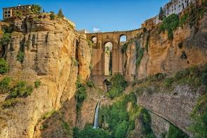 From Malaga or Marbella: Ronda Private Day Trip