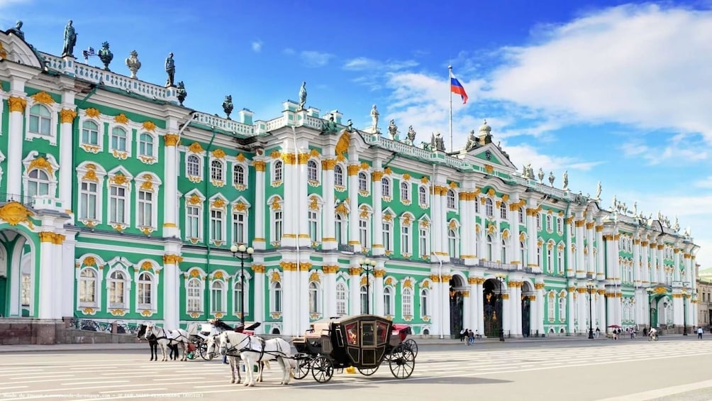 Show item 8 of 8. St.Petersburg Private Tour and Fabergé Museum Visit