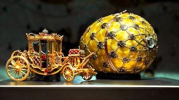 St.Petersburg Private Tour and Fabergé Museum Visit