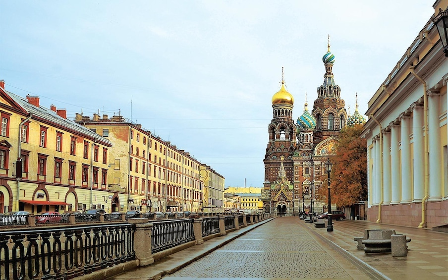 Show item 3 of 8. St.Petersburg Private Tour and Fabergé Museum Visit