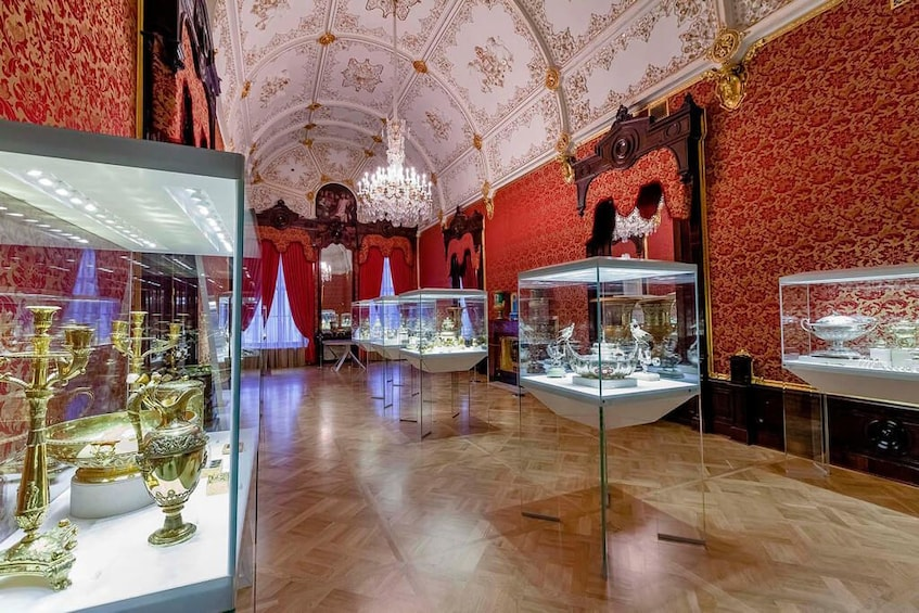 Show item 2 of 8. St.Petersburg Private Tour and Fabergé Museum Visit