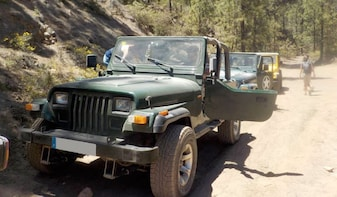 Jeep experience Teide National Park and surroundings