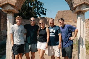 Ostia Antica, Ancient Roman Town: Private Tour from Rome