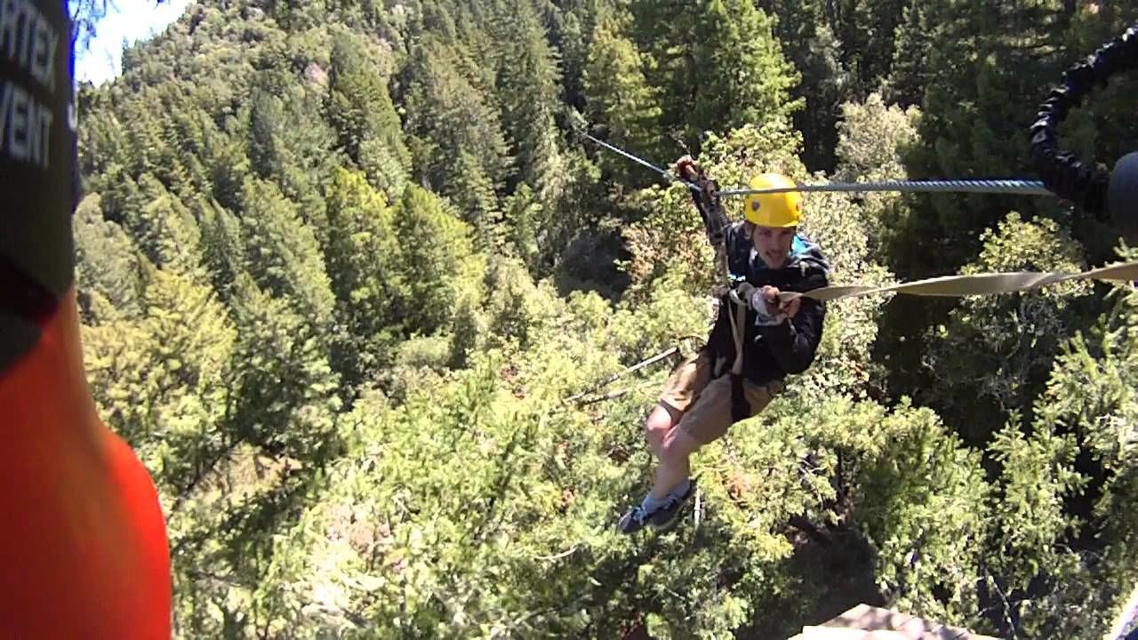 Private 9 Hour Zip Line & Wine Tour From San Francisco