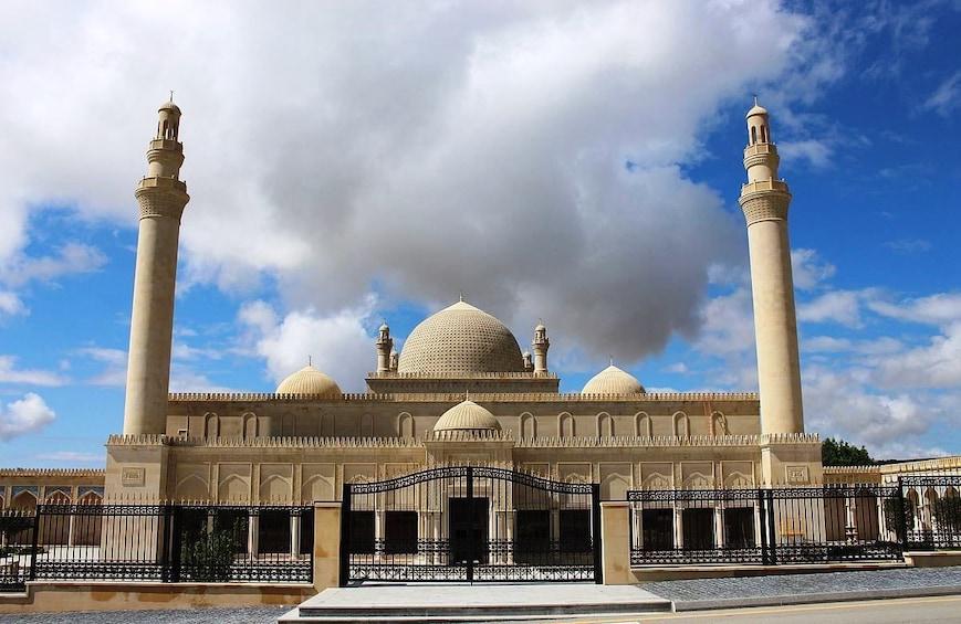 Show item 3 of 9. Juma Mosque, Samaxi Cume Mescidi, in Shamakhi, Azerbaijan