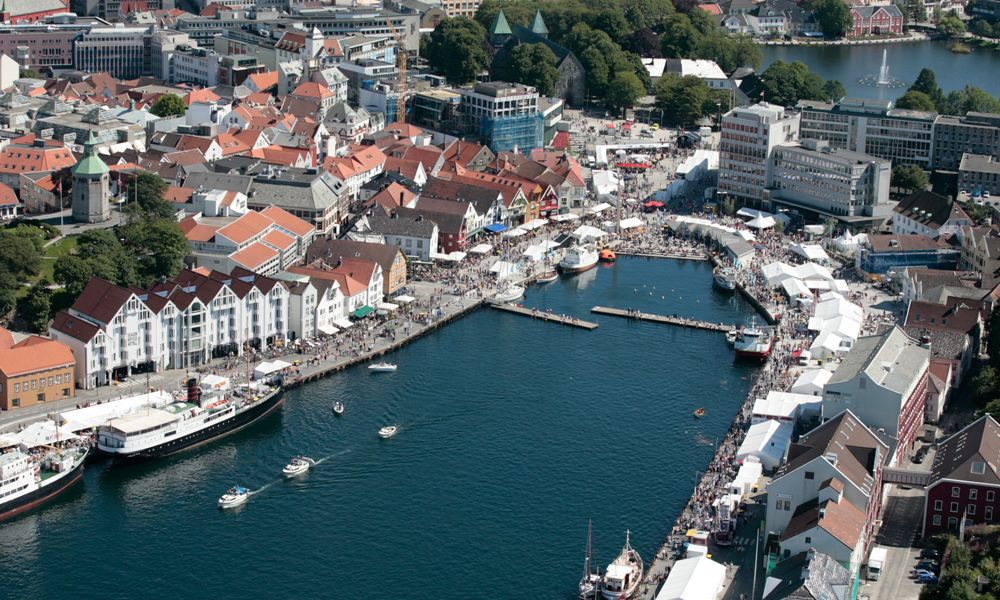 Stavanger Self-Guided Audio Tour